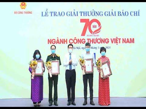 70 năm - Báo chí đồng hành cùng ngành Công Thương Việt Nam