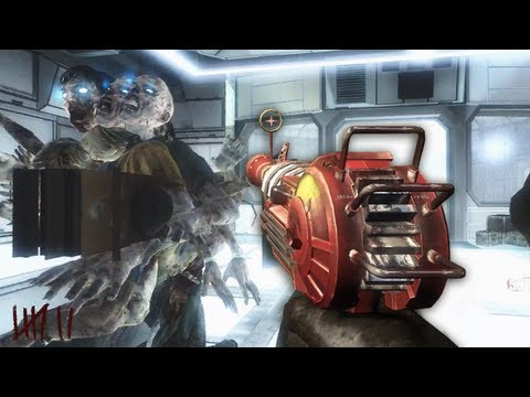 BLACK OPS 2 Invincibility Glitch Tutorial (Black Ops 2 Zombies Tranzit Glitch)