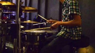 Drum Cover - Sembah Dan Puji _ GPdI Babakan