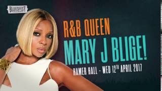 Don't miss these sensational artists in Melbourne during April 2017 - Mary J. Blige, Trombone Shorty, Corinne Bailey Rae, Gallant! All the details at www.bluesfesttouring.com.au
