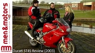 8. Ducati ST4S Review (2003)