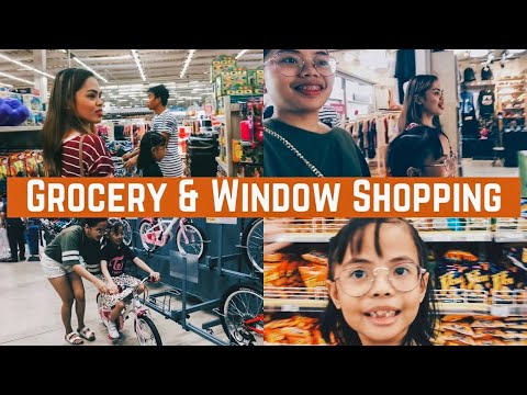 Grocery & Window Shopping | Sinong Lampa?