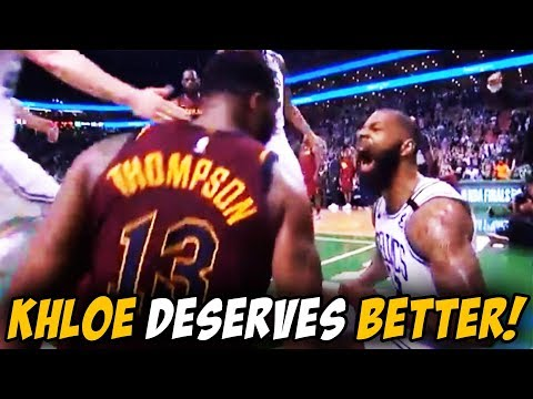 Marcus Morris Screams In Tristan Thompson's Face (WHAT HE SAID)