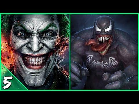 i 5 super cattivi più crudeli dei fumetti - scopri chi sono!