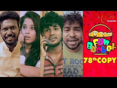Fun Bucket | 78th Copy | Funny Videos | by Harsha Annavarapu