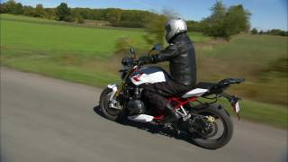 3. 2016 BMW R1200 R Road Test