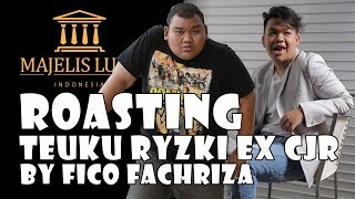 Video ROASTING Teuku Ryzki ex CJR by Fico Fachriza (1/4) MP3, 3GP, MP4, WEBM, AVI, FLV Maret 2019
