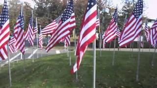 Huntington (NY) United States  City pictures : Huntington New York's Field of Honor, Election Day 2010