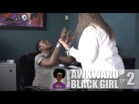 """[S. 1, Ep. 2] """"The Job"""" – AWKWARD Black Girl"""
