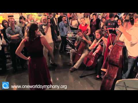 Video Flash Mob: Gypsy Song from Carmen.mov download in MP3, 3GP, MP4, WEBM, AVI, FLV January 2017