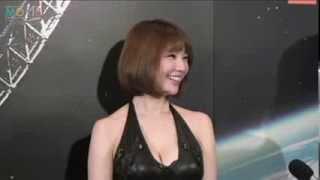 森下悠里/『エリジウム』Blu-ray&DVDリリース記念イベント
