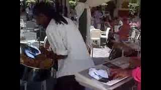 steel band in Bahia Principe Jamaica