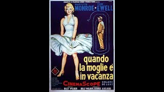 Nonton The Seven Year Itch 4⁄5 Movie CLIP   A Delicious Breeze 1955 HD Film Subtitle Indonesia Streaming Movie Download
