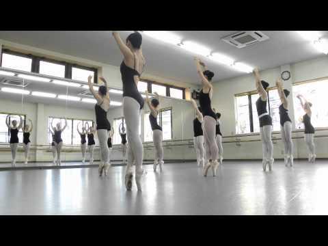 小田安子バレエ教室 PV