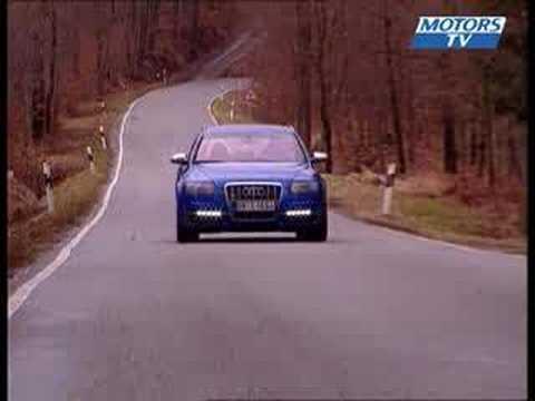 Car test AUDI S6 AVANT