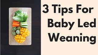 Download Lagu 3 Beginner Tips For Baby Led Weaning BLW. NEW PARENTS MUST WATCH Mp3
