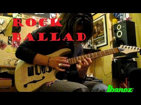 "Quick impro 2015 ""Malmsteen style"" HD by Simon Borro"