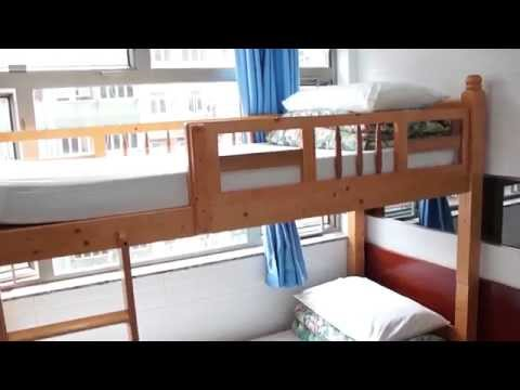Video of Ah Shan Hostel Hong Kong