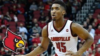 Donovan Mitchell's Perfect-Shooting 1st Half Sparks Cardinals vs. Clemson