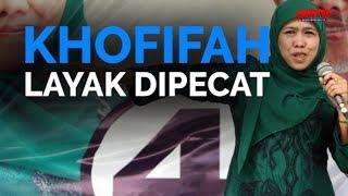 Video Khofifah Layak Dipecat MP3, 3GP, MP4, WEBM, AVI, FLV Agustus 2017