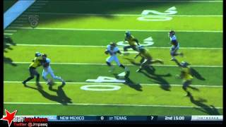 Brian Jackson vs Fresno State (2012)