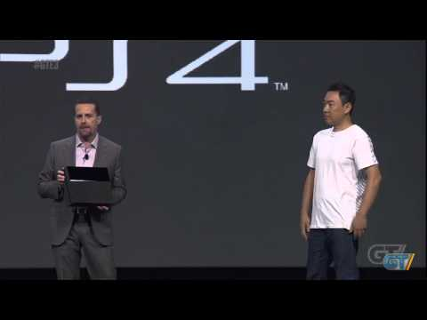 E3: PlayStation 4 hardware reveal