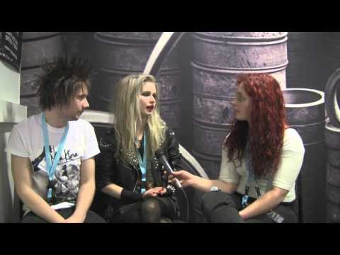 aor interview - GetYourRockOut chatted to the lovely Mia Klose at HRH AOR Festival 2013. For our coverage of the festival head over here: http://getyourrockout.co.uk/wp/albu...