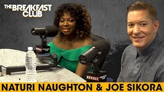 Naturi Naughton & Joseph Sikora Talk 'Power' Season 5, Most Hated Characters + More