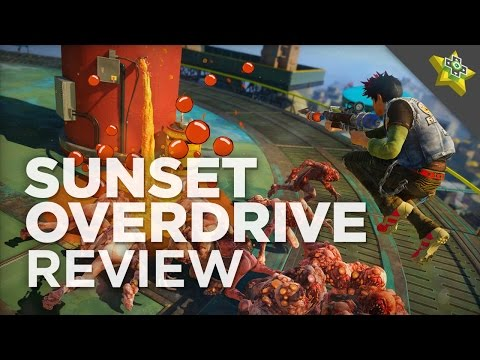 video review - Insomniac's Sunset Overdrive is one of the biggest titles coming out this holiday - but is it worth playing? Watch our review to find out! Talk to Tara on Twitter: http://twitter.com/taralongest...