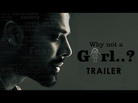 Video Why Not A Girl..? Trailer    Telugu short film    Nandu Maddy    Directed by Sunil Puppala download in MP3, 3GP, MP4, WEBM, AVI, FLV January 2017