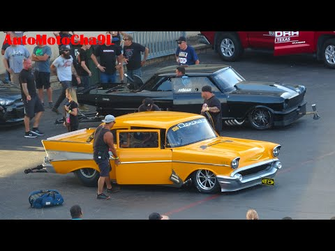 America's fastest street cars - STREET OUTLAWS NO PREP KINGS IN CHICAGO