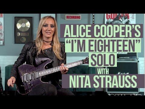 Alice Cooper's