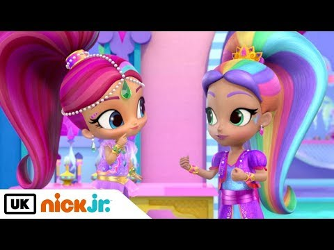 Shimmer and Shine | Hairdos and Dont's | Nick Jr. UK
