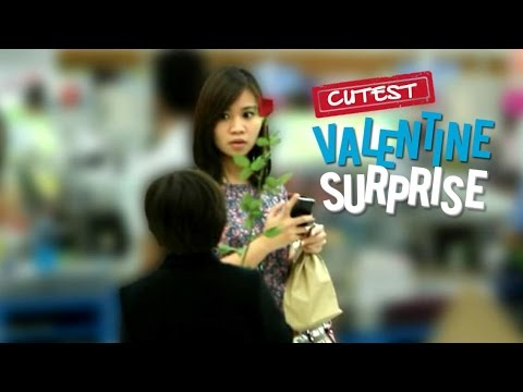 Valentine's - WARNING: You are about to have your heart stolen by the cutest little boy in the Philippines. This might just be the sweetest thing you'll see this Valentine...