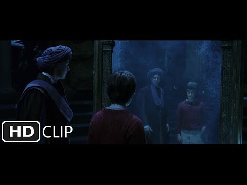 Harry Confronts Quirrell | Harry Potter and the Sorcerer's Stone