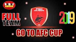 26 Pemain Resmi Didaftarkan PSM Makasar untuk AFC Cup 2019