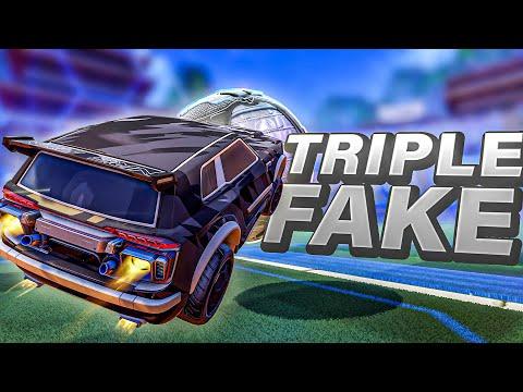 Insane TRIPLE Fake!? | Road to Rank 1 Episode #7