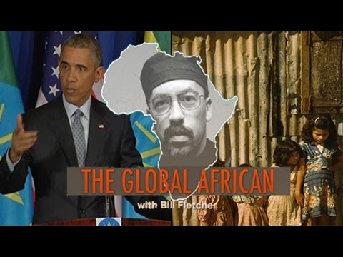 Detail Examination of Obama's Africa Trip