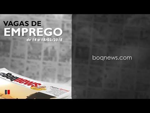 Confira as oportunidades de emprego em Santos e região de 14 a 18/2