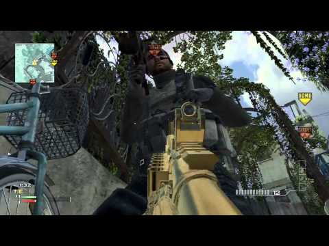 MW3 - I Found a Blind Person!