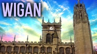 Wigan United Kingdom  city photo : Places To Live In The UK - Wigan, Lancashire ( Greater Manchester ) England