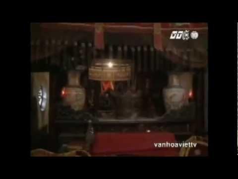 Đình Trùng Quán xã Yên Thường thờ Đức Thánh Tam Giang
