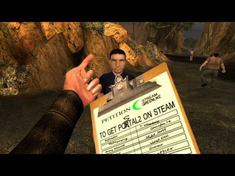 POSTAL 2 Greenlight Campaign - Part 1 - WIll You Sign My Petition?