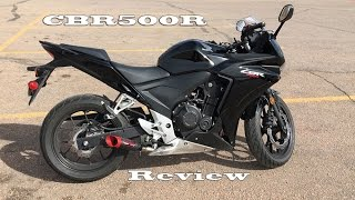 2. 2014 CBR500R - Review!