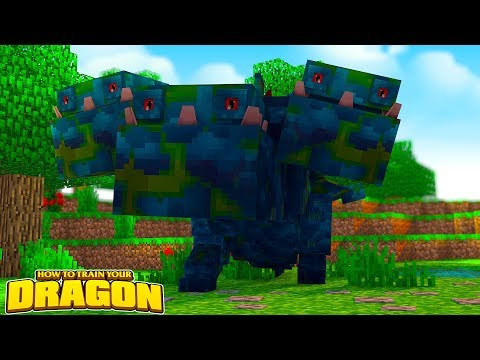 RED NATION STEAL THE HYDRA! - How To Train Your Dragon w/TinyTurtle