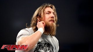 Daniel Bryan reveals his true motives for joining the Wyatt family: Raw, Jan. 20, 2014