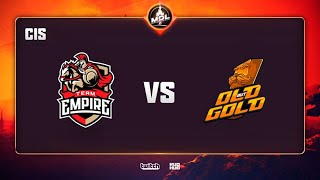 Team Empire vs Old but Gold, MDL Disneyland® Paris Major CIS QL, bo3, game 3 [Eiritel]