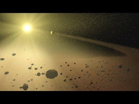 NASA has a new plan for dealing with asteroids_Űrhajó videók