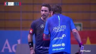 (Tie Break) Final Masculina Santander Open 2017 | World Padel Tour