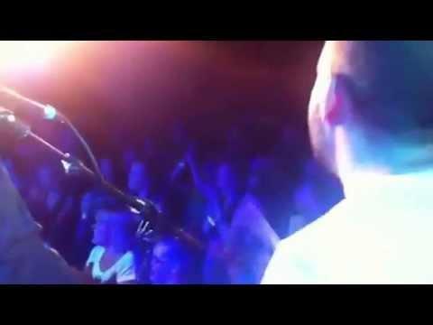 HCE feat. Axl Smith LIVE @ LUMO -festival 15.6.2013 tekijä: Helsinki-Cotonou Ensemble
